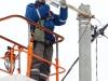 09 03 16 Специалисты Ярэнерго заменят более 1000 уличных светильников в городе Данилове на светодиодные.