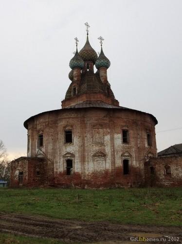 Церковь Курба