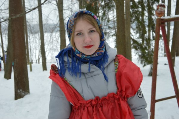 Мария Бурчалова